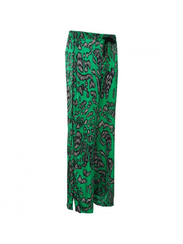 trousers all over print
