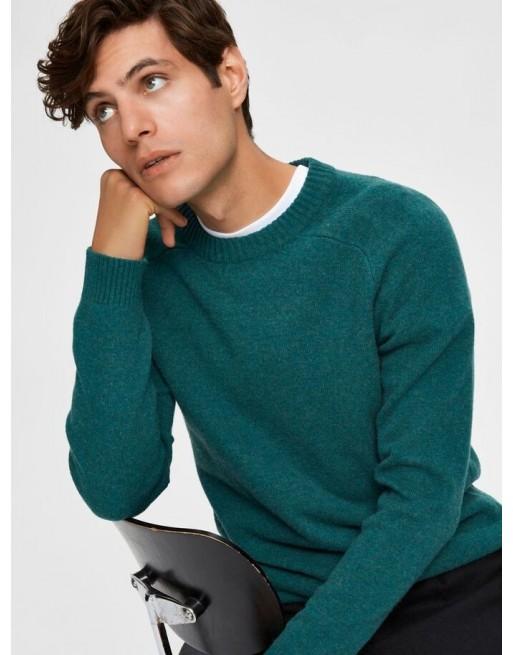 Lamswollen sweater