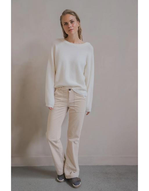 corduroy pantalon