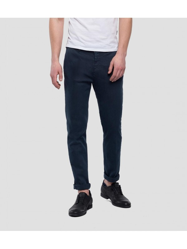 Hyperchino slim fit