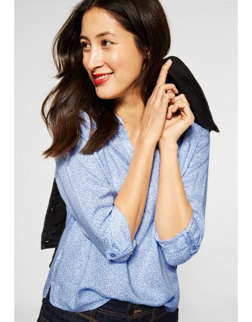 Zachte viscose-blouse