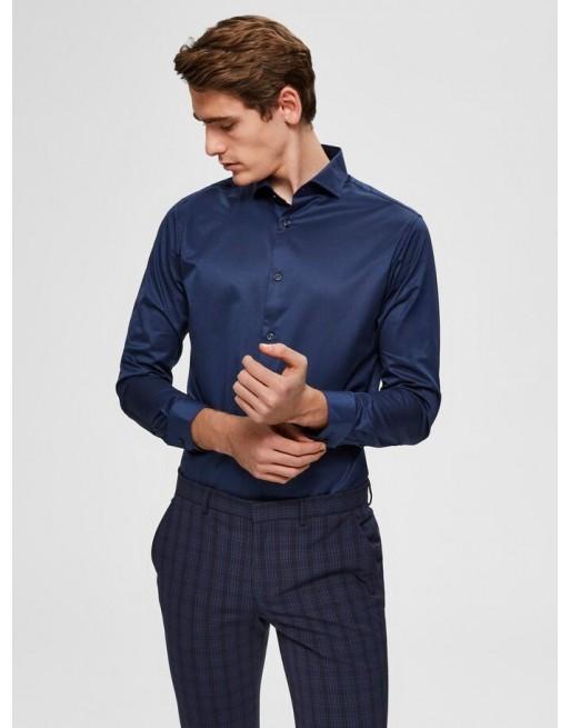 slim fit overhemd