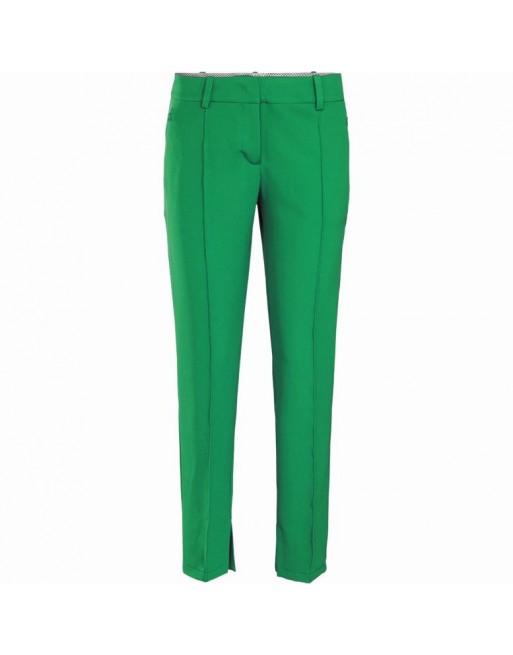 trousers gabardine stretch