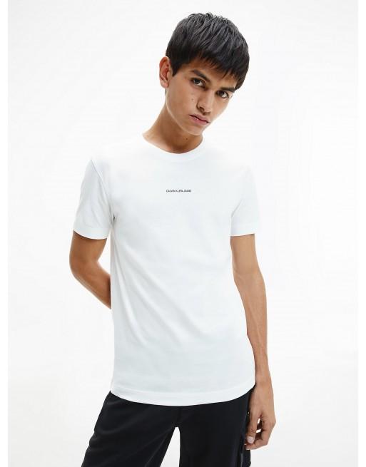 slim t-shirt katoen