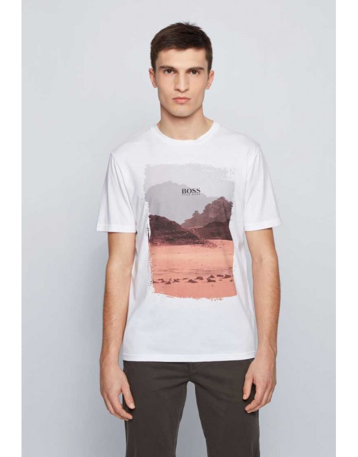 T-shirt van pimakatoen