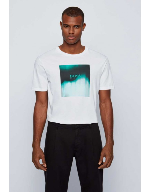 T-shirt van gewassen...
