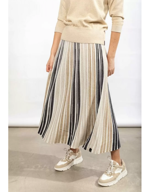 Gonna Skirt Stripe