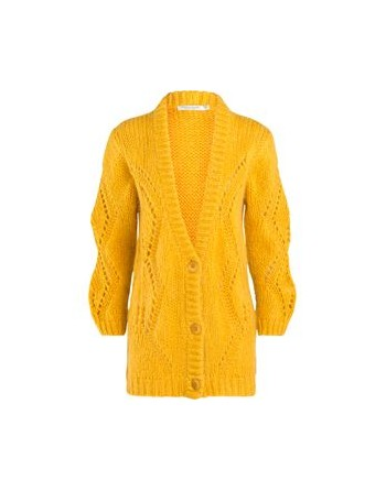 cardigan ajour knit