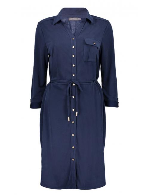 overhemd jurk