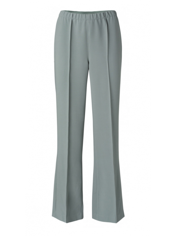 Relaxed trousers with wide leg