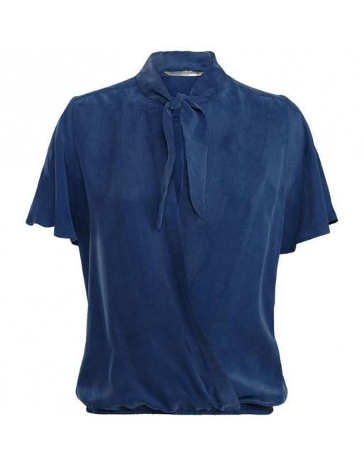 top short sleeve cupro