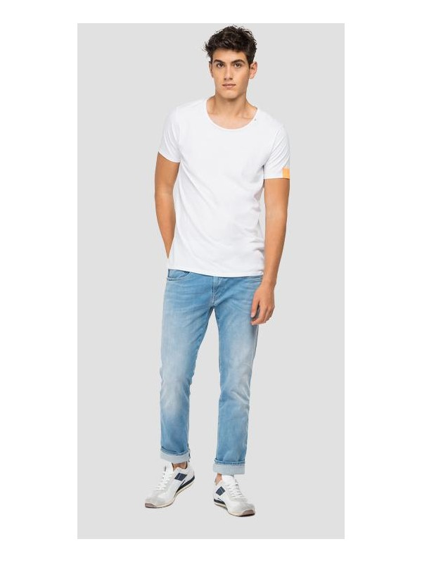 slim fit hyperflex jeans