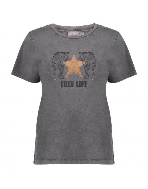 T-shirt free life