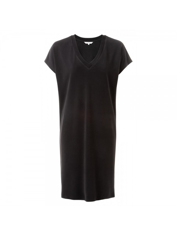 Basic V-neck dress
