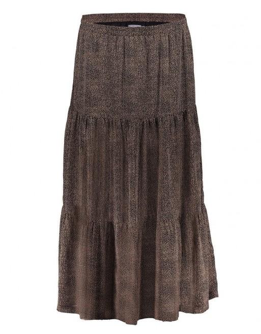 Skirt little dots & smock