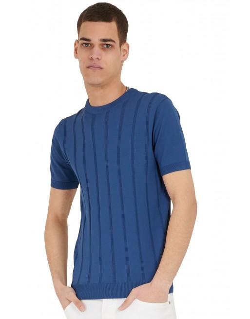 T-shirt cool dry stripe