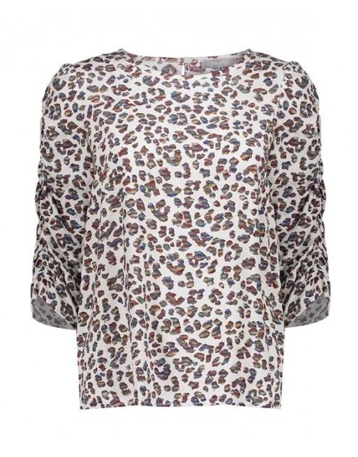 blouse 3/4 mouw