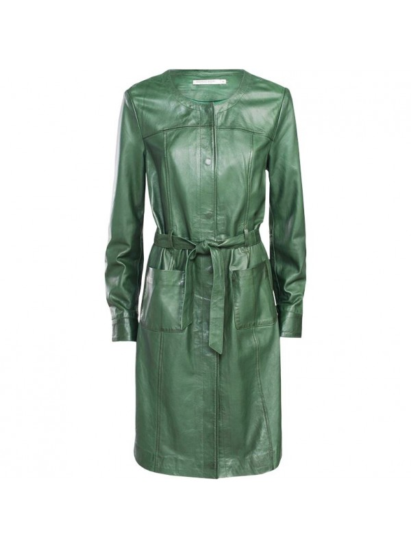 dress lambs leather