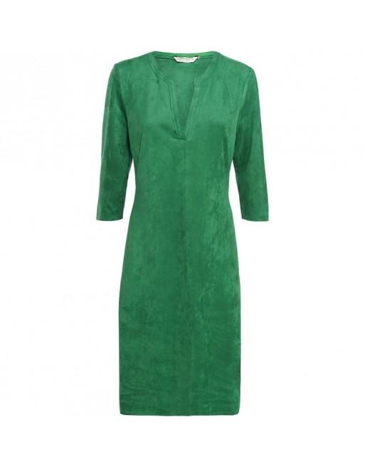 dress suedine
