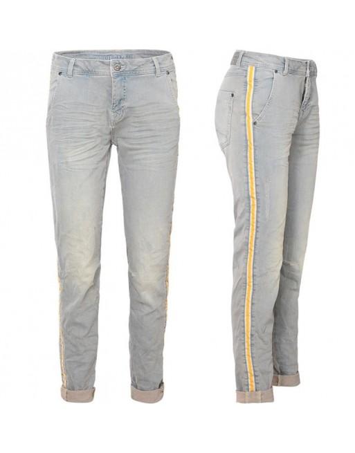 jeans denim twill mix