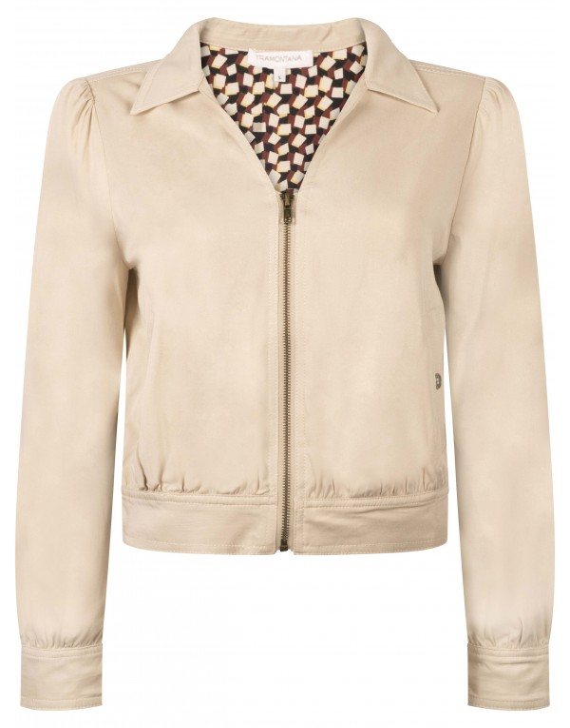 Jacket met ritssluiting