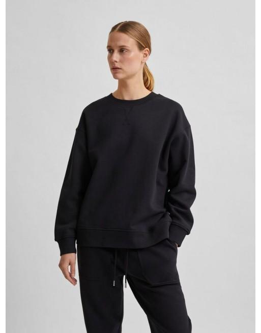 Biologisch katoen sweatshirt